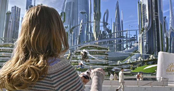 Disney's Tomorrowland - a great family movie