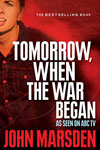 Chapter books by Aussie Authors - Tomorrow When the War Began