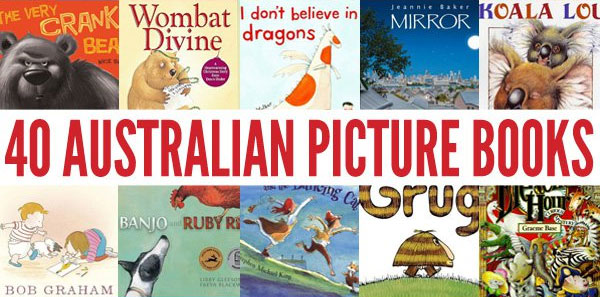 Aussie picture books