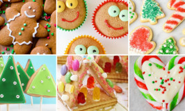 12 Christmas Treats Kids can Make