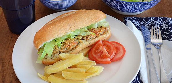 Crunchy Chicken Strips – an easy family dinner recipe.