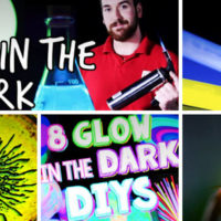 Ten Cool, Kid-friendly, Glow in the Dark Videos