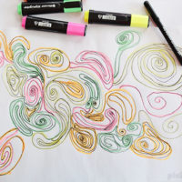 Three Quick and Easy Drawing Activities
