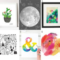 20 Cool Things to Hang on Your Walls