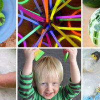 Easy Sensory Play Ideas