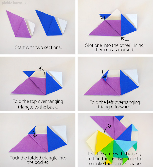 10 Cool Easy Origami Crafts for kids to try out - GRAMSAVERS | 659x600