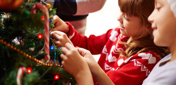 Kids Are Still Kids, Even When it's Christmas