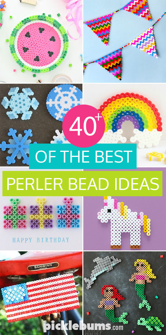 40 Best Perler Bead Ideas & Tips for Perler Beads - Picklebums