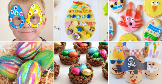 Awesome Easter ideas for kids and families