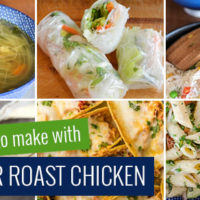 20 Easy and Delicious Leftover Roast Chicken Recipes
