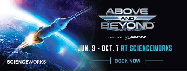 Scienceworks - Above and Beyond