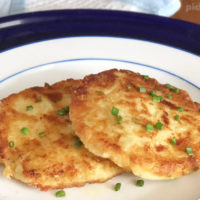 Mashed Potato Cakes – perfect for leftovers!