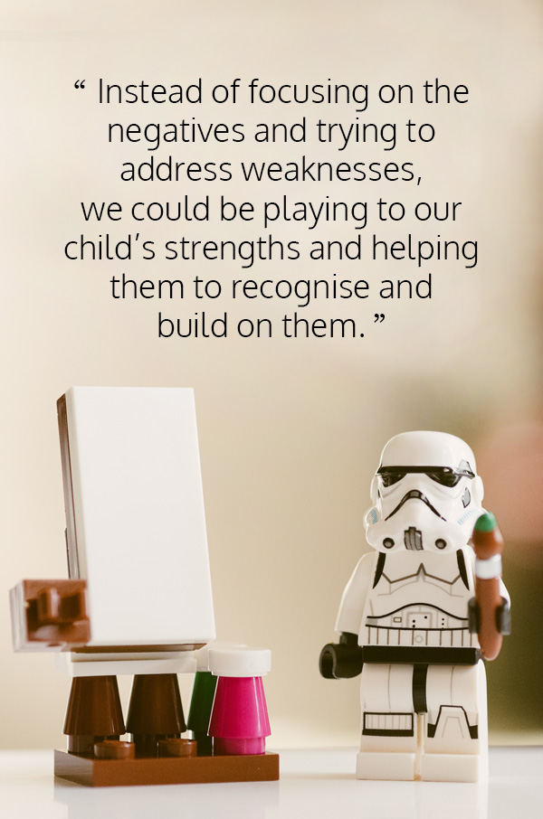 The Many Benefits of Strengths Based Parenting