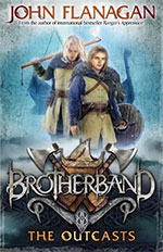 Brotherband Book cover