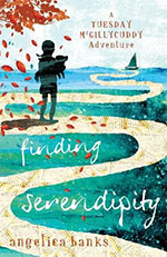 Finding Serendipity  book cover