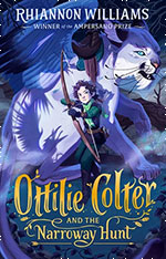 Ottilie Colter and the Narroway Hunt book cover