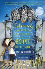 The extremely inconvenient Adventures of Bronte Mettlestone book cover