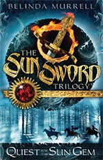 The Sun Sword Trilogy book 1 cover