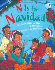 Book Cover - N is for Navidad