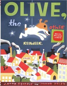 Book over - Olive the Other Reindeer