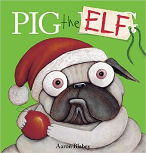 Book Cover - Pig the Elf
