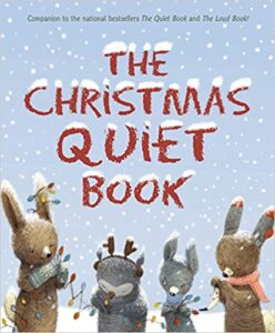 Book Cover - The Quiet Christmas Book