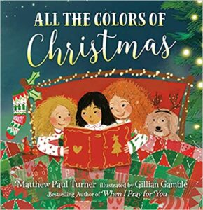 Book Cover - All the Colors of Christmas