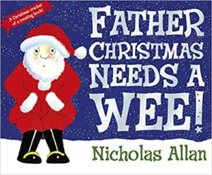 Book Cover - Father Christmas Needs a Wee