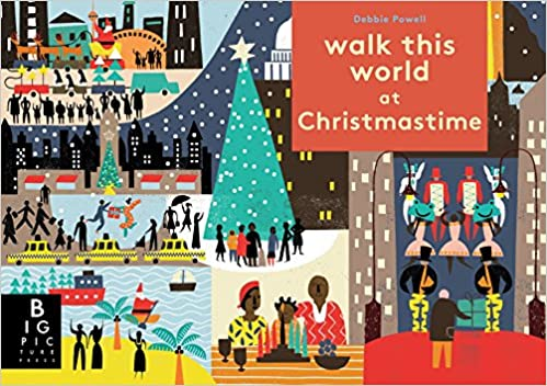 Book Cover - Walk this World at Christmas