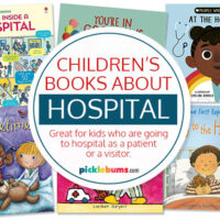 children's book about hospital