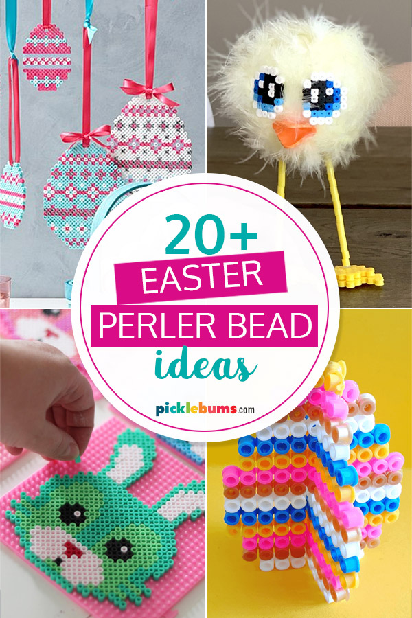 Easter perler bead ideas