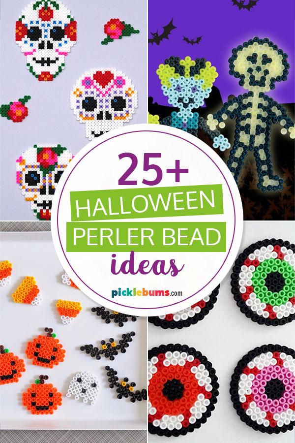 Halloween perler bead ideas